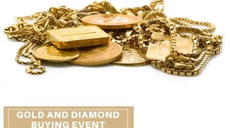 2020 New Year Gold & Diamond Buying Event!
