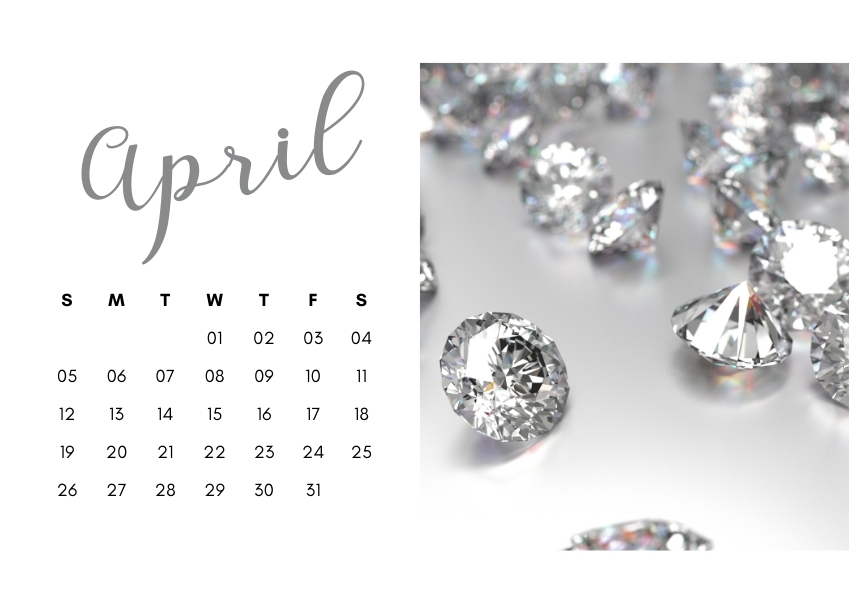 Birthstones - Not everyone was born in April